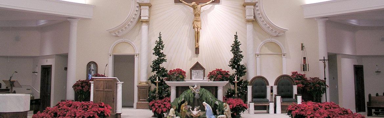 Mass Times & Office Hours - Saint Patrick's Roman Catholic